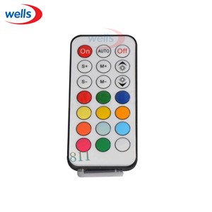 New IR 21 key controller control for WS2811 1903 WS2812B DC5V led strip light ,Module