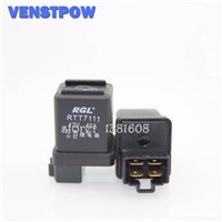 1PC 12V 40A Waterproof Automobile Light Relay RTT7111 Car Truck Automotive Lighting Controller