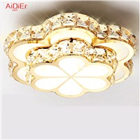 led crystal chandelier balcony lights aisle lights circular entrance corridor lights spotlights manufacturers lamp FD-116