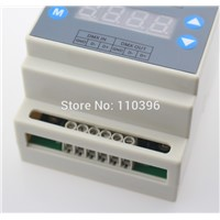 4 key Ac110-220v dmx dimmer,output 3 channel signal 0-10v dimmer controller for lamps and lights