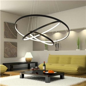 Modern Hanging Lamps Led Pendant Lights Lamps For Living Bed Dining Room Lustre Loft Pendant Lighting Fixtures Home Decor Light
