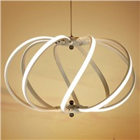 Minimalism Modern Led Pendant Lights For Dining Room Bar Kitchen Aluminum Acrylic Hanging Led Pendant Lamp Fixture Ceiling lamp