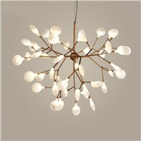 Modern Home Decoration Creative Dining Room Firefly Chandelier Living Room Restaurant Firefly Suspension Lights