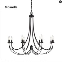 Retro 5 Candle Chandelier Lighting For Dining Room Bedroom American Village Light Hanging Fixtures Lustre Luminaria New 110-220V