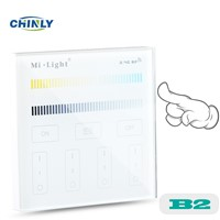 Mi light B2 Battery model 4-Zone CCT Wall Hanging LED Touch Switch Panel Remote Controller