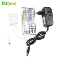 The new colorful IR44 key light with a multi-function controller colorful infrared remote control for 12V LED strip 3528 5050