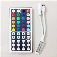 DC 12V 44 Keys IR mini Remote Control Controller For 5050 3528 RGB LED Light Strip