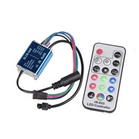 RGB Waterproof IR Remote Controller Module 12A for 5050 SMD LED Strip Light high quality