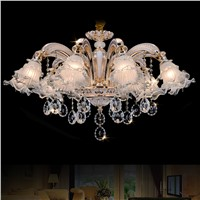 gold crystal chandelier lighting k9 crystal chandelier italian modern chandeliers living room birdcage hanging lamp led lights