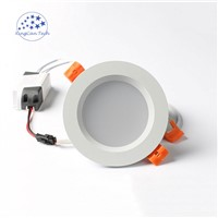 10pcs/lot 9W downlight Epistar LED ceiling lamp Recessed Spot light AC220V 12W LED Ceiling spot light recessed lamp Round Warm