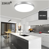 ZINUO 220V led downlight smd5730 ceiling lamp 7W 15W fixture acrylic lampshade lumber for ceiling chandeliers for living room