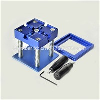 Good Quality  BGA Reballing Station with Handle 90mm x 90mm Stencils Template Holder Jig