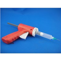 10ML manual syringe gun single liquid glue gun 10CC Common 1PCS + 10CC cones 1PCS+ Dispensing Tips
