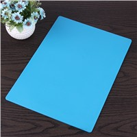 Heat Insulation Pad Silicone Mat for Electrical BGA Soldering Mat Welding Platform Maintenance Station Repair Tools 34.5*24.5cm