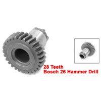 Power Tool Spare Part Helical Gear Wheel 28 Teeth for Bosch 26 Hammer Drill