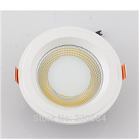 new design round 20w recessed LED ceiling downlights delicate appearance +dramatic lighting effects
