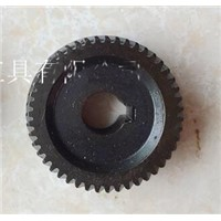 6A6 Hand Electric Hammer Drill Repair Part Helical Gear 47 Teeth 36.5 x 10 x 13mm