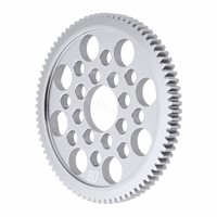Metal Aluminum 48P Spur gear 80T For RC Sakura D3 XI Zero S 1:10 RC Car Drift