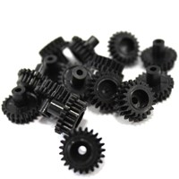 Raider buggies gear,DIY Gear part,Plastic reduction gear,Double-deck Raider buggies gear bag,(each 5PCS)