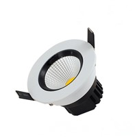 Dimmable Led Downlights COB Ceiling Lamp 7W 10W 15W 20W Led Spot Light Recessed Down Light