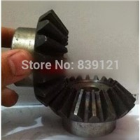 1M20teeth Bevel gear / process hole /90 degree drive /45 steel quenching