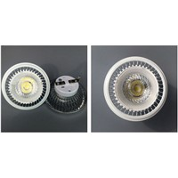 Wholesale price AR111 15W COB G53 Led Spot light  high lumens high quality led bulb light AC85-265V two years warranty