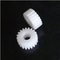1.0m21T tooth mold plastic pom flat 1 Cars upright gear transmission parts DIY