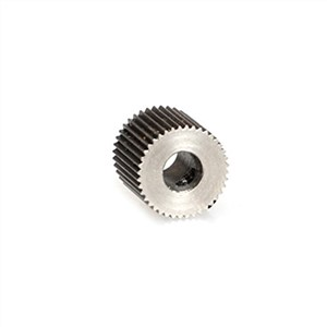 High Quality 3D Printer Accessories 5pcs/lot 40 Tooth Mold Steel Linear Extruder Filament Drive Gear for Planetary Gear Extruder