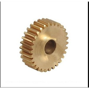 0.8 M  16teeth 3mm   4mm 5mm 6mm 8mm hole  flat copper brass precision small gear