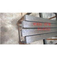 1.25mod 22*25*671 mm Gear rack (straight teeth) Precision Toothed rack CNC router rack For long2.5M, Wide1.3M 1325 machine
