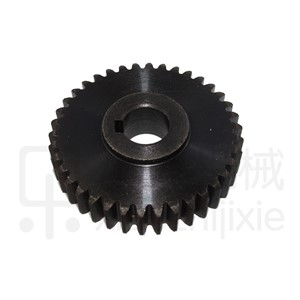 Freeshipping 1Pcs Milling machine parts Metal gear S/N:XJ9512-138