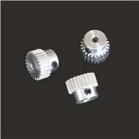 0.5m21 tooth boss 0.5 modulus plastic mold aluminum small gear feed Jimi top wire