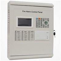 TC Addressable  fire alarm control panel    one  loop for 192  or 255  Addressable  points