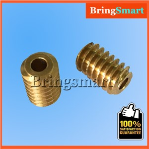 5pcs A58-50 Helical Gear Worm Cylindrical Gear Metal Gear For A58 Worm Reducer Gearbox Gear Part 1:50  1:100 1:290 1:505