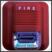 Conventional Fire Alarm Control System  SG109  Sound Strobe  Sound and light alarm  Siren