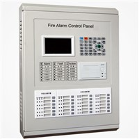TC Addressable  fire alarm control panel    2  loops for 510 Addressable  points