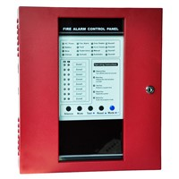 Conventional Fire Alarm Control System  Fire Alarm Control Panel  Fire Alarm Control Panel with eight Zones