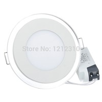 15W Round Acrylic LED Panel Light Indoor Light Ceiling Light Energy Saving Bright LED Recessed Panel Down Light AC85-265V