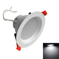 JIawen 10pcs/lot  7W Cool White/Warm white light LED Panel Lights LED Ceiling Lights (AC 85-265V)