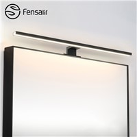 Fensalir 0.6-0.8m Long Wall Lamp Bathroom 8W/11W/13W LED Front Mirror Lights Modern Wall Mounted Bathroom Wall Light ML002-600A