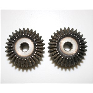 1.5M-30Teeth 1:1 Metal Carbon Steel Bevel Gear 90 Degrees Spiral Bevel Gear Transmission-Hole diameter:10mm