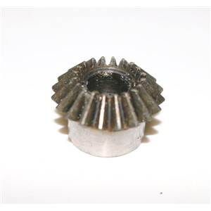 2PCS/LOT  2M-15T   1:1 Metal Bevel Gear 90 Degrees Spiral Bevel Gear Transmission