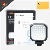 3PCS Godox LED36 Video Lamp LED 36 Lights For Nikon Canon Sony Digital Camera Camcorder Mini DVR Free Shipping