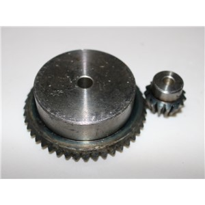 1:2 /4M-20T/40T 90 Degree precision gear drive bevel gear(4M 20 teeth with40 teeth)--2pcs/set