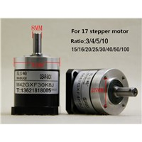 New Ac 5:1 Planetary Gear Reducer for nema 17 Stepper Motor Synchronous Electric Speed Reducing Gear-box