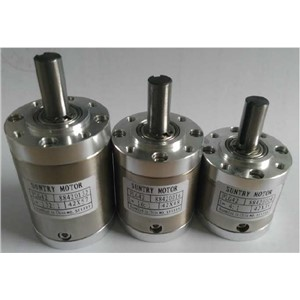 Planetary reducer 42mm diameter with 775 DC motor use  ratio 3:1 or 4:1 can choose