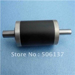 42mm Micro Planetary Speed Reducer GP42-SC planetary gear in integer ratios double shaft reducer eouble shaft planetary gearbox