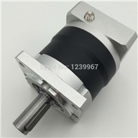 Ratio 10:1 Planetary Reducer for NEMA24 Servo Motor 60mm Planetary Gearbox for Servo Stepper Motors New
