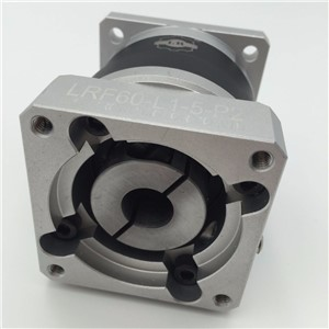 Flange 60mm Planetary Gearbox Ratio 20:1 for Nema24 Servo Motor <10ARCMIN Backlash 14mm Shaft CNC Speed Reducer