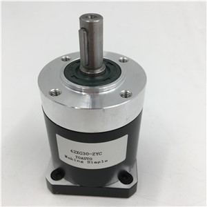 Nema17 Stepper Motor 50:1 Planetary Gearbox Geared Speed Reducer L51mm Output Shaft D8mm for 42mm Stepper Motor